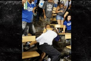 All-Out Brawl Breaks Out at Dodgers-Angels Game
