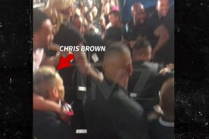 Migos Chris Brown Fight Video