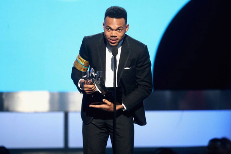 Chance the Rapper Wins BET's Humanitarian Award, Calls for Justice