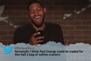 Mean Tweets NBA Edition