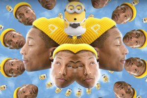 Pharrell - There's Something Special (Video)
