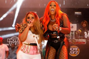 Remy Ma and Lil Kim