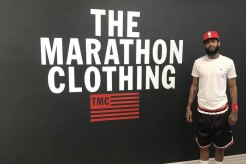 Nipsey Hussle x The Marathon Clothing Flagship