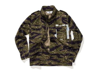 Undefeated x Goodenough Tiger Camo Capsule