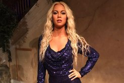 Madame Tussauds Beyonce Wax Figure