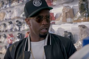 Diddy Sneaker Shopping