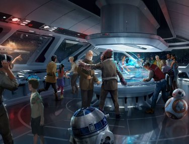 Star Wars: Galaxy's Edge x Disney