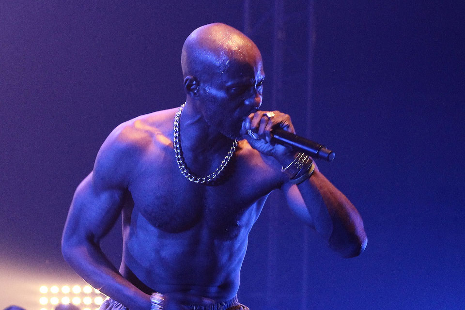 Rapper DMX charged with tax fraud