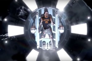 Derrick Rose Revenge of the Sith