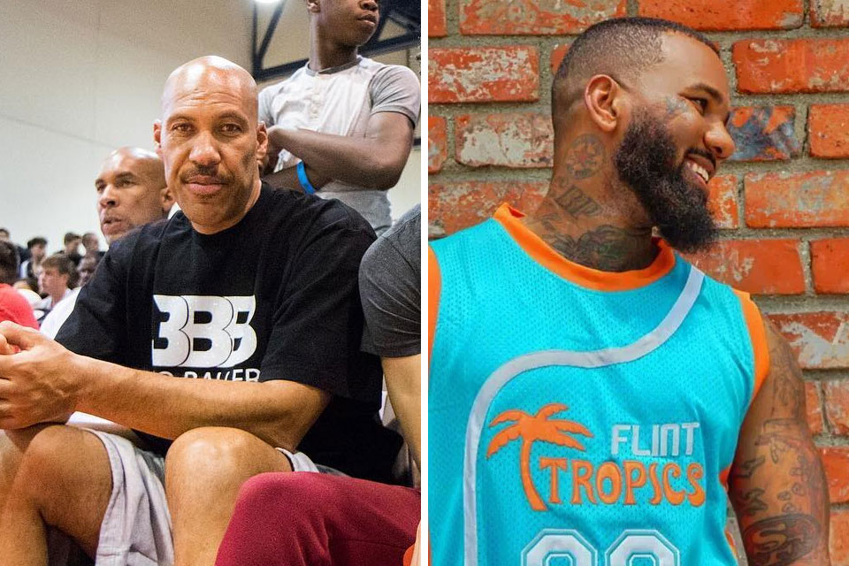 LaVar Ball and Game