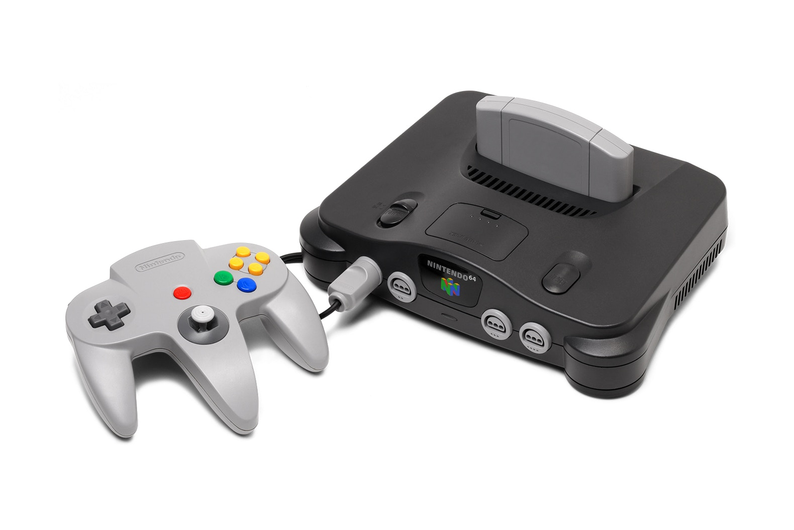 Nintendo files trademark for N64 controller in Europe, fuels N64 classic rumors