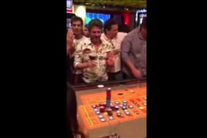 Dude Bets $45K on Roulette, Wins $4.5M!