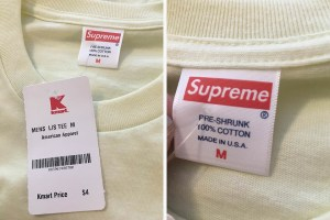 Supreme Tees at Kmart
