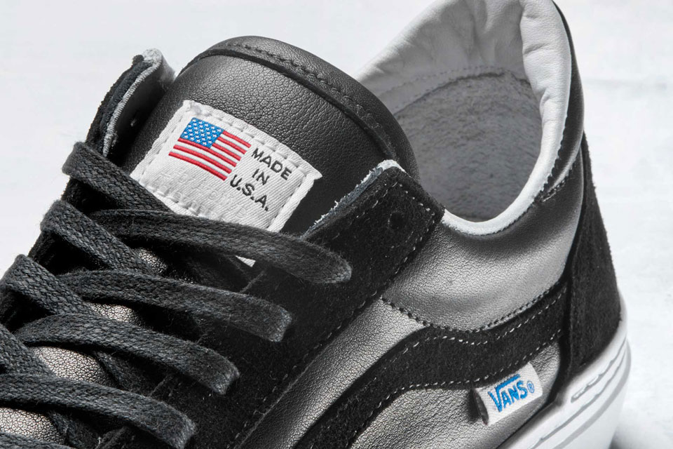 d882fab47b Vans Pays Homage to American-Made Heritage With Limited Sneaker