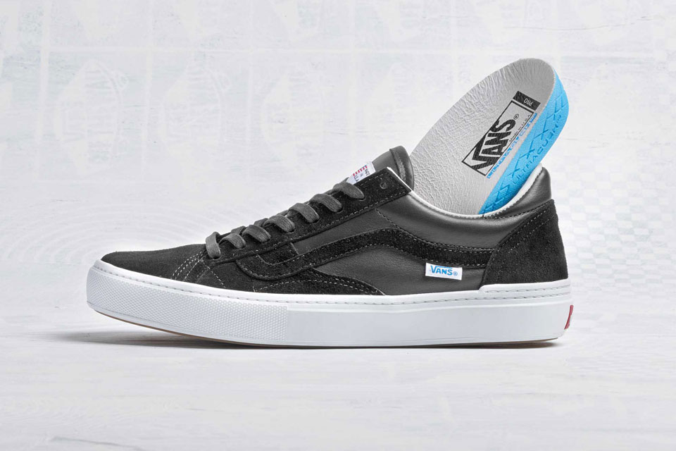 ae2de6a045 Vans Style 113 Pro USA ArcAd. Vans Pro Skate commemorates its original  American-made heritage ...