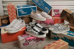Vans Anaheim Factory Pack Checkerboard