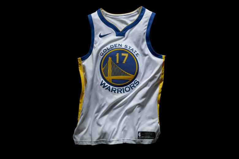 NBA & Nike Reveal First 2017-18 Game Uniform