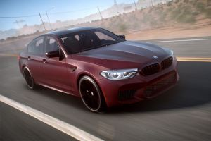 BMW M5 Need For Speed Payback