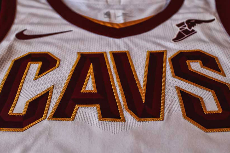 c43189499a7 Cleveland Cavs Unveil New Nike Uniforms