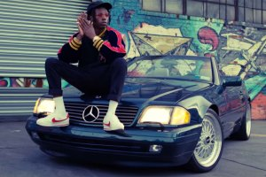 Joey Bada$$ 500 Benz Video