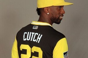 MLB Players Nickname Jerseys