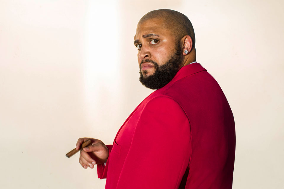 R. Marcos Taylor as Suge Knight