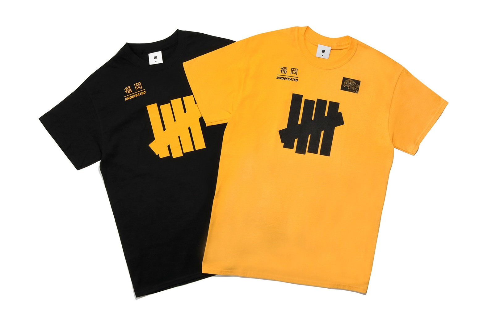 27b20188af84 UNDEFEATED Launches Fukuoka Store With Exclusive T-Shirt Capsule