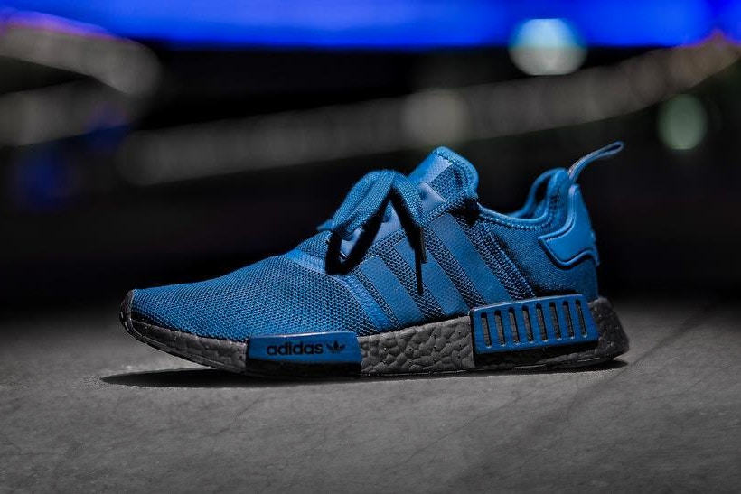 best service aa1d1 c88e1 First Look at the Adidas NMD R1
