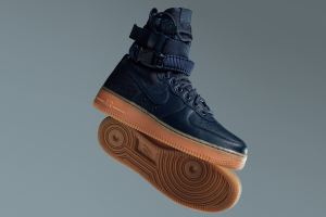 Nike SF-AF1 High Midnight Navy