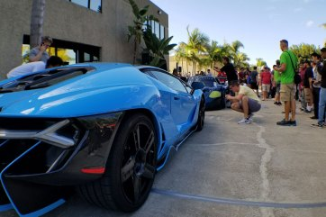 Protective Film Solutions x Tilly's Life Center Hypercar Show