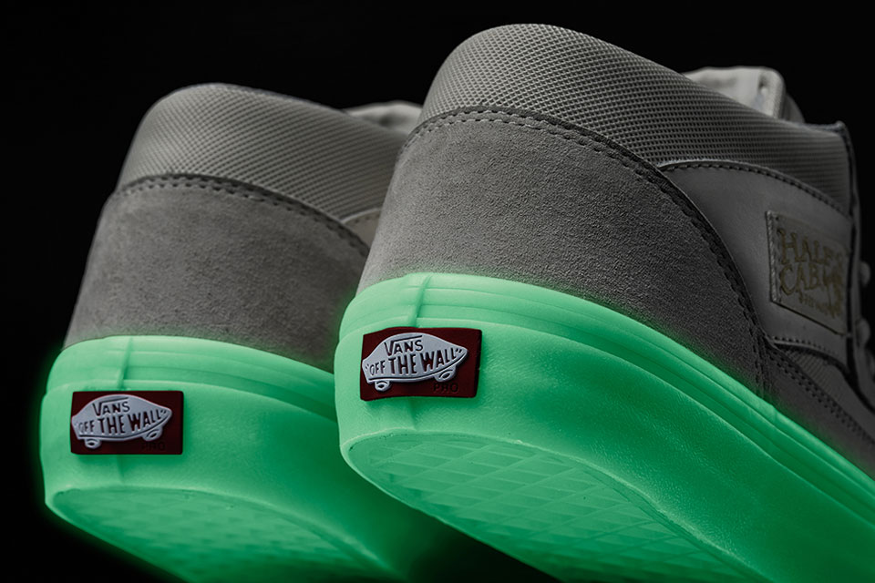 8f4c5cf71b Pyramid Country x Vans Created Limited Glow-in-the-Dark Half Cab Pro