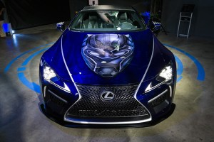 Lexus x Black Panther