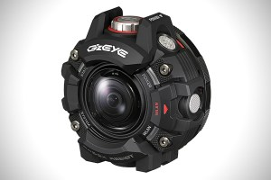Casio G'z EYE Action Camera