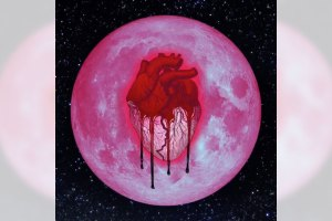 Chris Brown - Heartbreak on a Full Moon Album Cover
