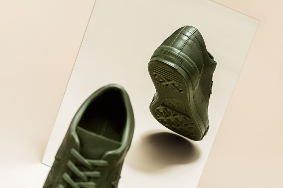 Engineered Garments x Converse One Star Collection 033a893b8