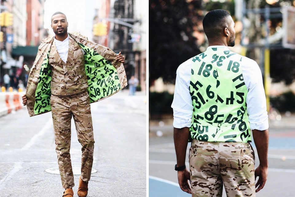 Mountain Dew Triple-Double Breasted Suit For Russell Westbrook