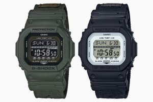 G-Shock G-LIDE with cloth band