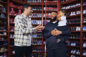 DJ Khaled Asahd Sneaker Collection