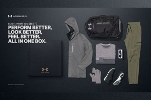 Under Armour Subscription Service ArmourBox