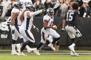 Michael Crabtree Aqib Talib Fight