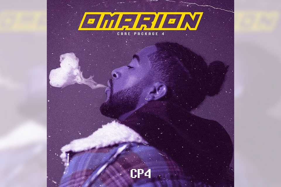 Omarion - Care Package 4 EP