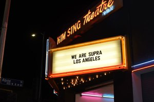 Supra #WeAreSupra Campaign in Los Angeles