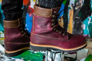 Timberland Made-in-the-USA 8-Inch Waterproof Boots