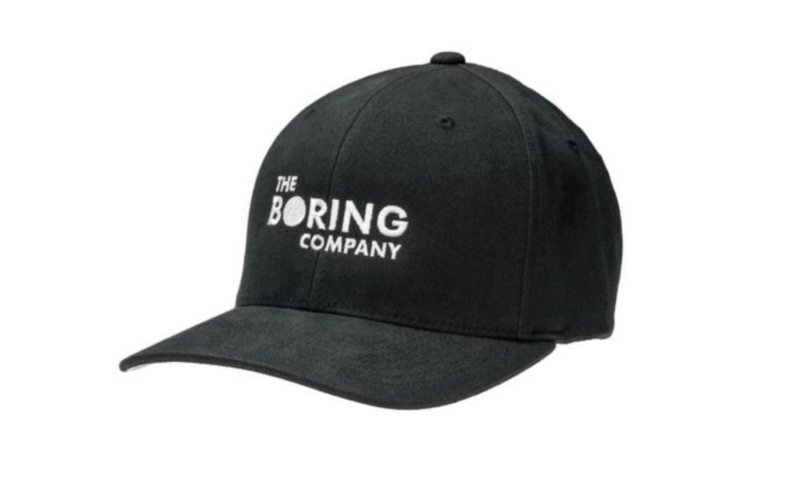 The Boring Company Hats