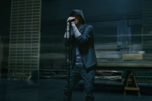 Eminem Walk On Water Video