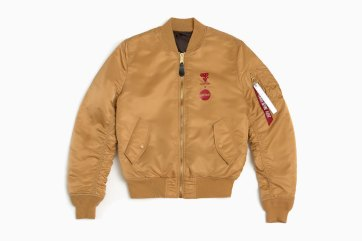 EEPMON x RIME x Alpha Industries MA-1 Jacket