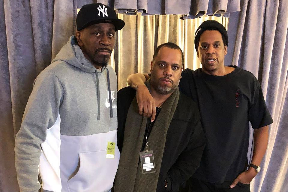 Jay-Z squashes beef With Jaz-O