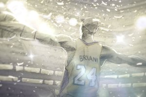 Kobe Bryant's Dear Basketball Short film