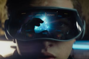 Steven Spielberg Ready Player One trailer
