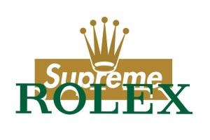 Supreme x Rolex Collaboration